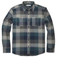 Dakota Grizzly Men's Grant Flannel Long-Sleeve Shirt