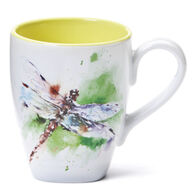 Big Sky Carvers Dragonfly Mug