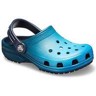 Crocs Boy's Classic Ombre Clog
