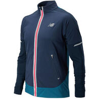 New Balance Men's Precision Run Jacket