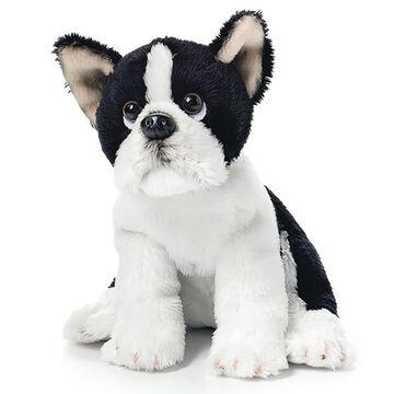 Nat & Jules Stubby the Boston Terrier Beanbag Stuffed Animal