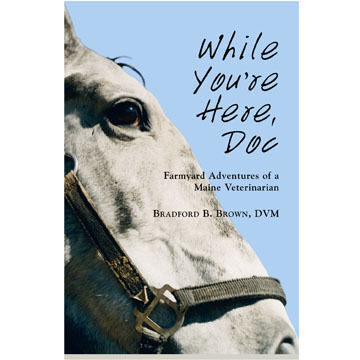 While Youre Here, Doc by Bradford B. Brown, DVM