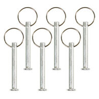 Stansport Clevis Pins & Rings - 6 Pk.