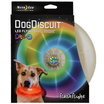 Nite Ize Flashlight Dog Discuit