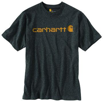 Carhartt Mens Screenprinted Logo Short-Sleeve T-Shirt