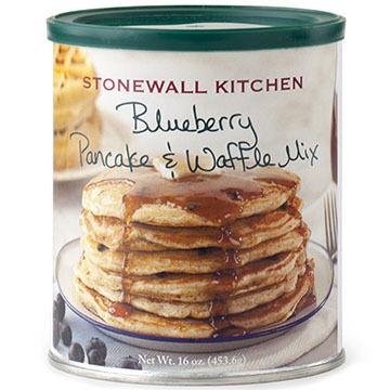Stonewall Kitchen Blueberry Pancake and Waffle Mix 16 oz