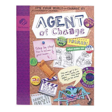 Girl Scouts Junior Agent Of Change Journey Handbook