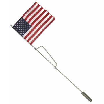 Beaver Dam Tip-Up Replacement Flag & Rod Assembly