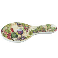 Keller Charles Pinot Grape Spoon Rest