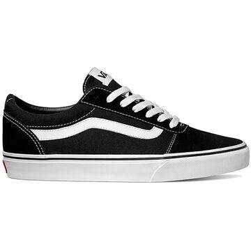 Vans Mens Ward Suede Canvas Sneaker