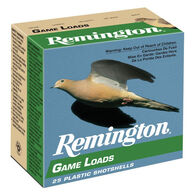 "Remington Game Loads 12 GA 2-3/4"" 1 oz. #8 Shotshell Ammo (25)"