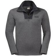 Jack Wolfskin Men's Scandic Pullover Fleece Shirt