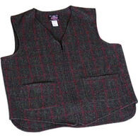 Johnson Woolen Mills Men's Unlined Wool Vest