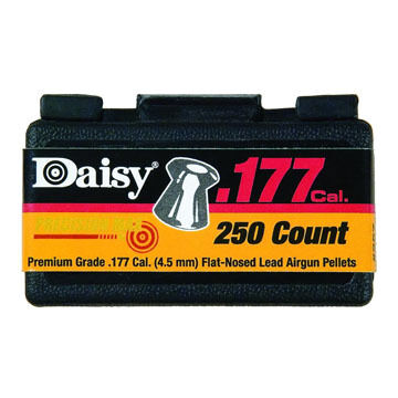 Daisy PrecisionMax Model #257 Flat-nosed 177 Cal. Pellet (250)