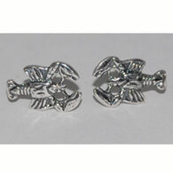 Semaki & Bird, Ltd. Women's Sterling Silver Lobster Earring