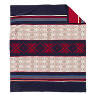 Pendleton Woolen Mills Big Horn Jacquard Knit Throw