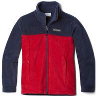 Columbia Boy's Steens Mt II Fleece Jacket