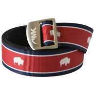 Mountain Khakis Men's Tatanka Webbing Belt