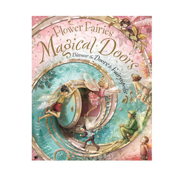 Flower Fairies Magical Doors By Cicely Mary Barker