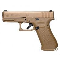 """Glock 19X Gen5 USA GNS 9mm 4"""" 17-Round Pistol"""