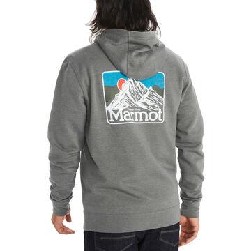 Marmot Mens Mountain Peaks Full Zip Hoody