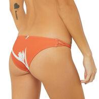 O'Neill Women's Slater Multi Strap Bikini Bottom