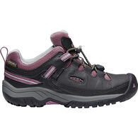 Keen Boys' & Girls' Targhee Low Waterproof Hiking Shoe