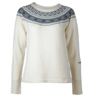 Skhoop Women's Greta Long-Sleeve Sweater