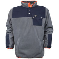 Ski The East Men's Low-Fi Snap Fleece Pullover