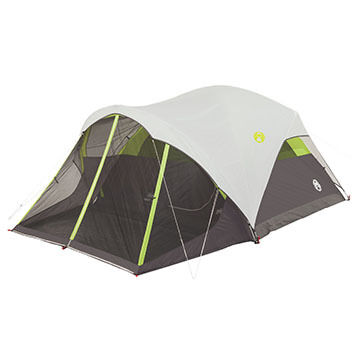 Coleman Steel Creek Fast Pitch 6P Dome Tent w/ Screen Room