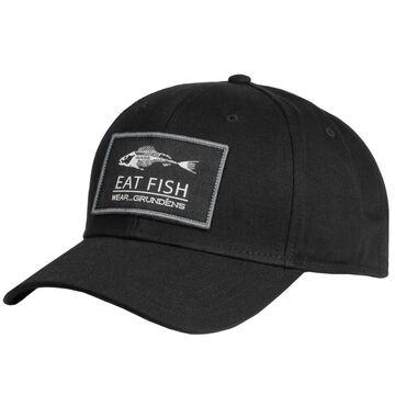 Grundens Mens Eat Fish Wear Grundens Ball Cap