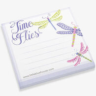Hatley Time Flies Dragonflies Sticky Notes