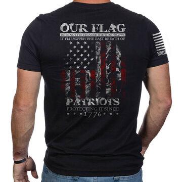 Nine Line Apparel Mens Breath Of Patriots v2 Short-Sleeve T-Shirt
