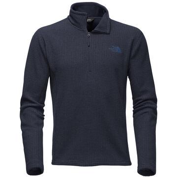 The North Face Mens SDS 1/2-Zip Fleece Long-Sleeve Shirt