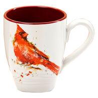 Big Sky Carvers Cardinal Mug