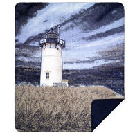 Monterey Mills Denali Lighthouse Throw Blanket