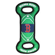 Pets First Boston Red Sox Field Tug Dog Toy