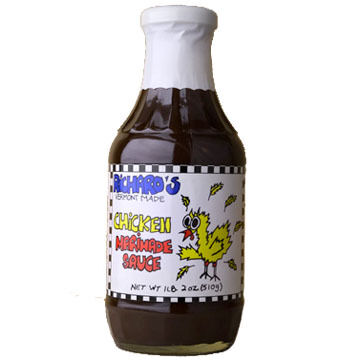 Richards Chicken Marinade - 19 oz.