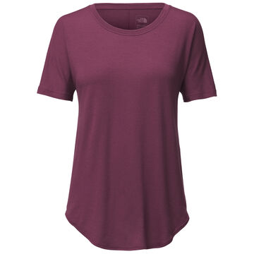 The North Face Womens Workout Short-Sleeve Top