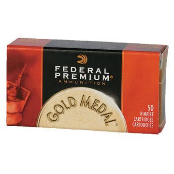 Federal Premium Gold Medal 308 Winchester (7.62x51mm) 168 Grain Sierra MatchKing BTHP  Rifle Ammo (20)