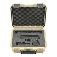 SKB iSeries 1209 Custom Waterproof Single Pistol Case
