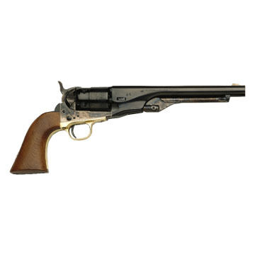 Traditions 1860 Army Steel 44 Cal. Black Powder Revolver