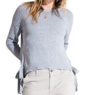 Z Supply Women's Nahann Side Tie Sweater by Rag Poets