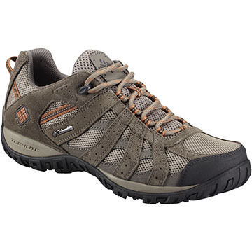 Columbia Mens Redmond Low Hiking Shoe