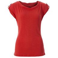 Royal Robbins Women's Noe Twist Short-Sleeve Shirt