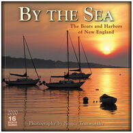 Sellers Publishing By the Sea 2020 Wall Calendar