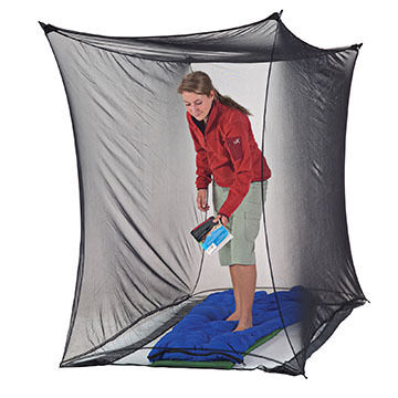 Sea to Summit Mosquito Box Net Shelter w/ Insect Shield