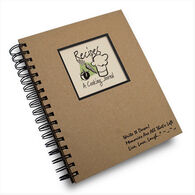 "Journals Unlimited ""Write it Down!"" Recipes Journal"
