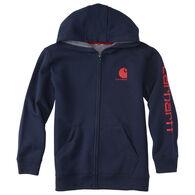 Carhartt Boys' Fleece Zip Sweatshirt