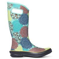 Bogs Women's Mandala Waterproof Rain Boot